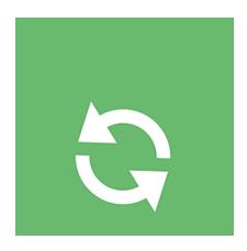 icono reutilización - Txoriak