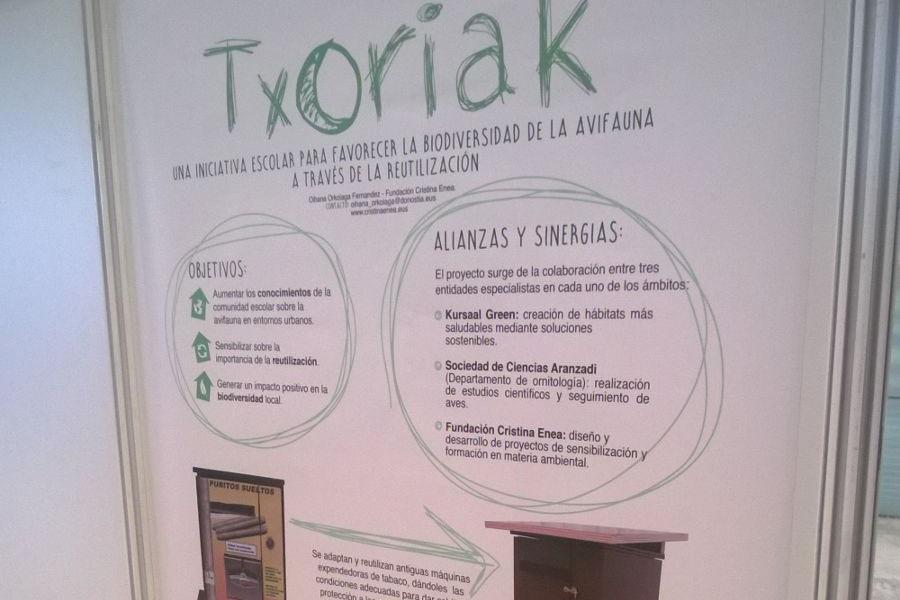 blog berriaren irudia: Txoriak CONAMAn
