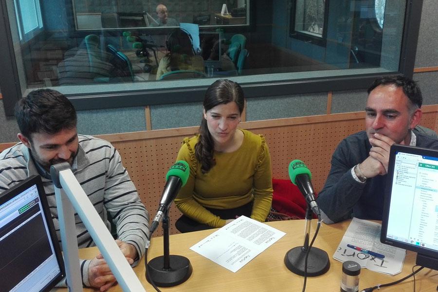 imagen de entrada del blog: El Día Mundial del Gorrión en Onda Cero Radio