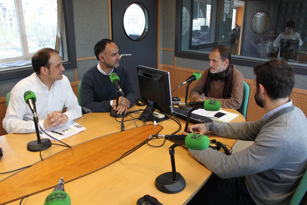 imagen de entrada del blog: Invitados en Onda Cero Radio